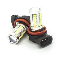 Wholesale H8 H11 LED White Lights replacement fog light daytime running light Driving bulb lamp