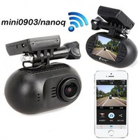 Wholesale EYOYO Mini nanoq p HD Wifi Car Dash Cam Capacitor G Night Vision GPS