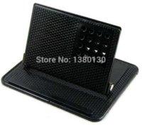 Wholesale quot Rotatable of super magic slip resistant pad car GPS navigation mount mobile phone holder universal film mount