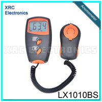 Wholesale NEW Professional Digital Light meter Lux Original Retail Package LX1010BS