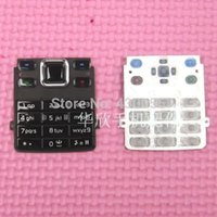 Wholesale colors ew For Nokia Housing Main Function Keyboards Buttons Cover Case