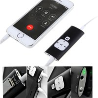 Wholesale Cell Phone Calls Recorder Voice Recording Playback Dictaphone MP3 For iPhone