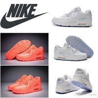 basketball shoes hyperfuse - New NNIKE WMNS Air Max Basketball Shoes orange white womens hyperfuse running shoes foam eve best quanlity
