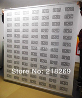 Wholesale logo backdrop hang banner X150CM Backdrop wall
