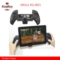 Wholesale IPEGA PG Telescopic Wireless Bluetooth Game Controller Gamepad for iPhone S Plus iPod iPad Tablet PC