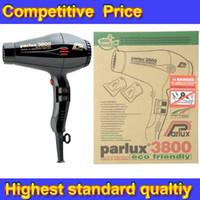 Wholesale Parlux Professional Hair Dryer High Power W Ceramic Ionic Hair Blower Salon Styling Tools US EU AU UK Plug DHL Free