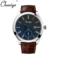 Wholesale Chaxigo Best Selling Product Fashion Wrist watches Leather Quartz Watch Fashion Classic Style Cheap Watches For Drop Shipping
