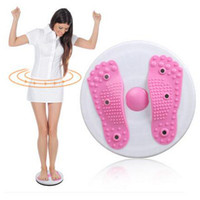 Wholesale Twister Plate Twist Waist Device Home Fitness Magnetic Therapy Magnetic Therapy Thin Waist Twist Boards Home Fitness Equipments