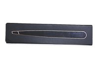 Wholesale Presell New Branded ABH Precision Hair Tweezers Plucker Italy Stainless Steel New the best quality