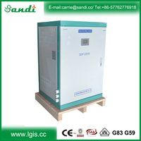 big power inverter - Big Power Variable Frequency Start and Step Down Voltage Start Solar Power Inverter KW three phase wires output for off grid system use