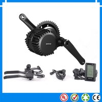 Wholesale Bafang BBS03 BBSHD V W Ebike Motor with C965 LCD FUN mid drive Electric Bike conversion kits
