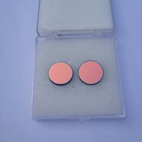 Wholesale Si mirror laser reflecting mirror diameter mm mm thickness mm for CO2 laser machine