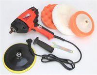 Wholesale Auto Electric car paint care Car waxing machine polishing machine V marble floor polishing machine grinding machine auto sealing glaze