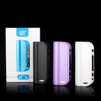 Cheap ECT original e cigarette et50 VW box mod 5W-50W 2200mah 18650 battery for 0.2ohm-3.0ohm low resistance vaporizer