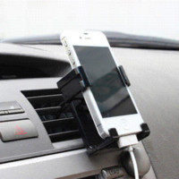 Support voiture universel de téléphone pour le support Iphone 6 Plus Air Vent Mount mobile Samsung Support Support pour GPS Holder Huawei