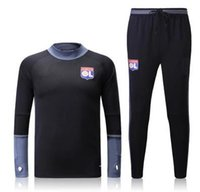 Wholesale 2016 Euro cup Survetement Football Training soccer tracksuit chandal football Suit Jogging Skinny Pants
