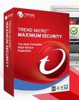 Wholesale Trend Micro Titanium Maximum Security latest year