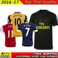 arsenal shirts - Top Quality Arsenals Away home RD goalkeeper Jersey WILSHERE OZIL WALCOTT RAMSEY ALEXIS shirt