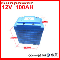 battery storage system - Rechargeable lifepo4 energy storage system lithium iron v ah battery electric bike battery