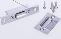 Wholesale Stainless steel door furniture hardware fittings bead KTV dedicated touch bead wooden door DingZhu invisible a secret door