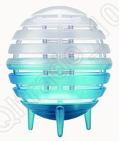 Wholesale 40PCS LJJH1357 Hot Sell Electrical Mosquito Killer Lamp Mosquito Bug Insect Moth Fly Catcher Trap Lamp