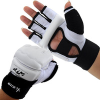 ankle test - Testing Leiskon Taekwondo Protective Gloves Foot Instep Guard Boxing Gloves Adult Children Instep Ankle Support