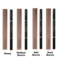 Wholesale Ana Brow Definer Makeup Skinny Brow Pencil Crayon A Sourcils Fin Soft Brown Medium Brown Dark Brown