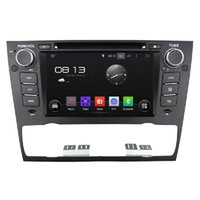 Wholesale Car DVD PC Audio Radio Android Multimedia Player For BMW E90 Saloon E91 Touring E92 Coupe E93 Cabriolet AT