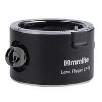 Wholesale Commlite CoMix Lens Flipper Lens Holder Double Lens Changer For Nikon