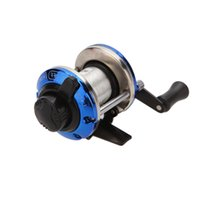 Wholesale Mini Right Left Hand Interchangeable Bait Casting Fishing Reel Fishing Gear for Fishing with Fishing Line m