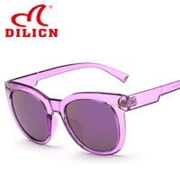 best eyeglasses brands - 2016 best new product fashion sunglasses beach sun glasses women HD sunglasses full sun eyeglasses hot sale dilicn brand