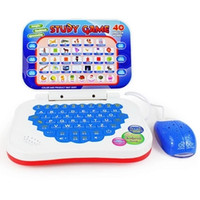 baby computer keyboard - Children s toys children s education computer reading machine learning machine baby educational toys for children aged
