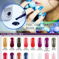 Wholesale 2016 soak off led uv gel polish nail gel lacquer varnish gelish New Branded Nail Polish