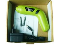 Wholesale 3 V mini electric screwdriver mini screwdriver set