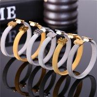 bear network - New fashion cute cartoon network with mesh bracelet titanium bracelet bracelet K bear