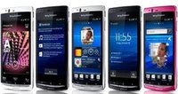 arc ericsson - LT18i Original Unlocked Sony Ericsson Xperia Arc S LT18i Inches G WIFI A GPS MP Camera Android Mobile phone