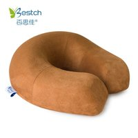 Cheap 100 Enjia austi essential U-shaped pillow pillow ring surroud cervical neck pillow wagon
