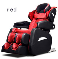 Wholesale Intelligent luxury massage chair Household zero gravity whole body Multi function electric massage sofa chair High quality leather tb180921