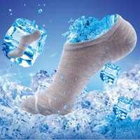 athletic sweats - A small amount of men s socks breathable absorb sweat thin SUMMER new arrival