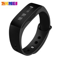auto reminder - New SKMEI Men Women Fashion Sport Watch L28t Outdoor Fitness Watches LED Display Call Reminder Digital Smart Wristwatches