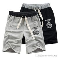 Pantalones cortos de algodón de algodón para niños de tamaño ajustable Pantalones de gimnasio Pantalones deportivos de deporte Casual M L XL XXL