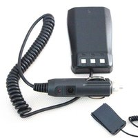 Wholesale by DHL or EMS pieces Original BaoFeng Car Battery Eliminator For Two Way Radio UV R