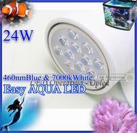 aqua marine blue - professional lighting Royal Blue nm led aquarium marine lamp Easy Aqua LED W for coral reef sps grow fish tank