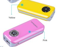 Cheap Quality power bank fast and emergency power bank 5600 mAh battery charger