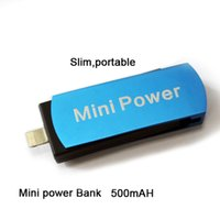 bank offers - Stock offer mah power bank mini portable power bank mini USB keychain power bank with various color and package box for Iphone Samsung