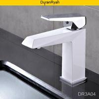 Wholesale DuranRyan faucets torneira para banheiro deck mounted pure copper tap for bathroom faucet basin mixer DR3A04