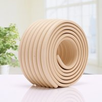 Wholesale Baby Safe Corner Guards Protective Strip Bumper Widened U Flat Table Child Protection Strip Thickened Baby Bumper Cushion M