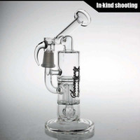 base oils - 14 mm Mini Pillar Perc with Straight Base by Sovereignty Glass bong water pipes bongs recycler oil rigs dab rig bubbler pipe Sidecar rigs