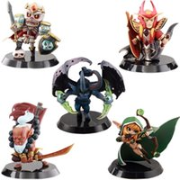 Wholesale New Arrival Dota Action Figure Toys Boxed PVC Action Figures dota2 Collection Toys