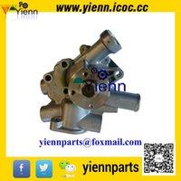 Wholesale Yanmar TNA68 TNM68 TNA68L water pump for Yanmar C25S Crawler Dump engine TNA68LUFW overhual repair